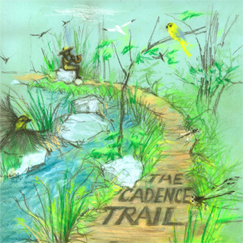 Walking exercise audio Cadence Trail